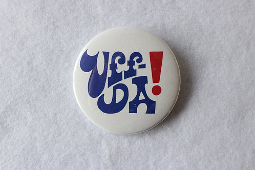 Uff Da! Button