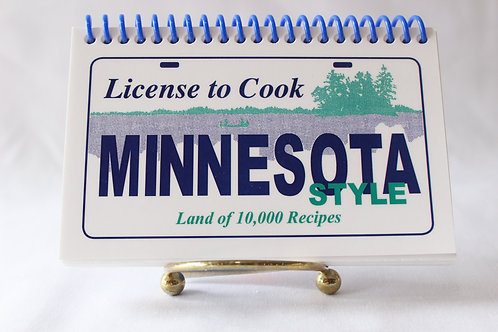 License to Cook Minnesota Style