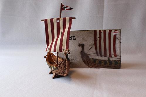 20cm by 20cm Viking Ship