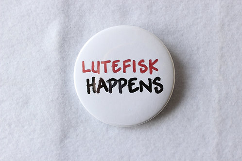 Lutefisk Happens