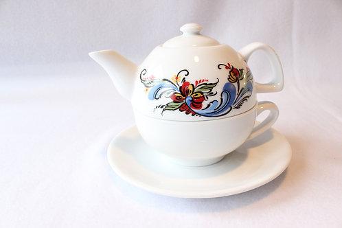 Tea Cup/Pot/Saucer
