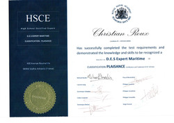 D.E.S Expert Maritime