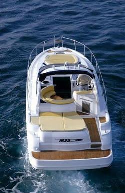Mano Marine 35 Sport HT (2009)