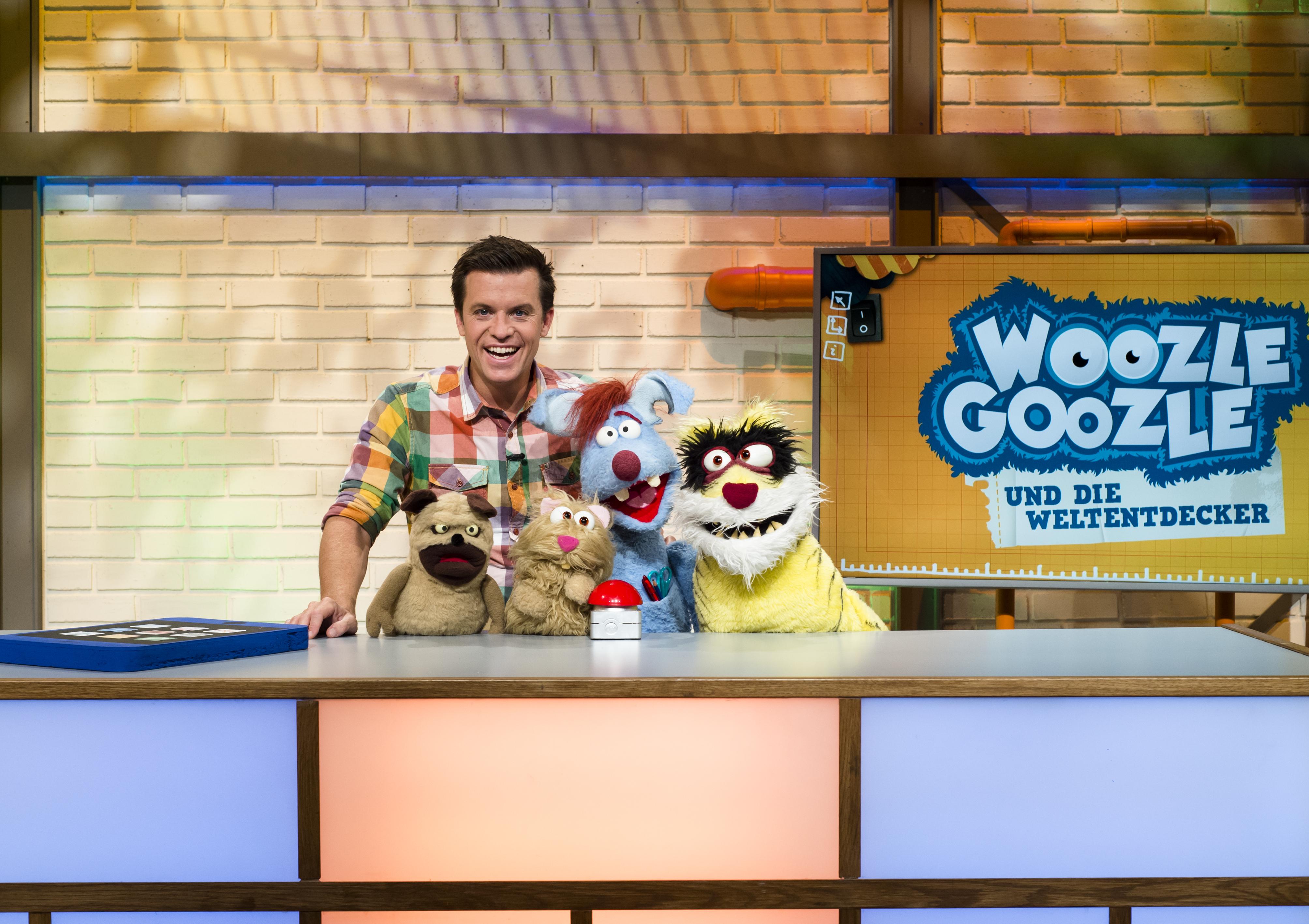 Woozle Goozle & die Weltentdecker