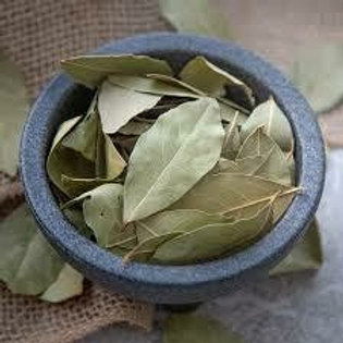 Natural California Bay Leaves