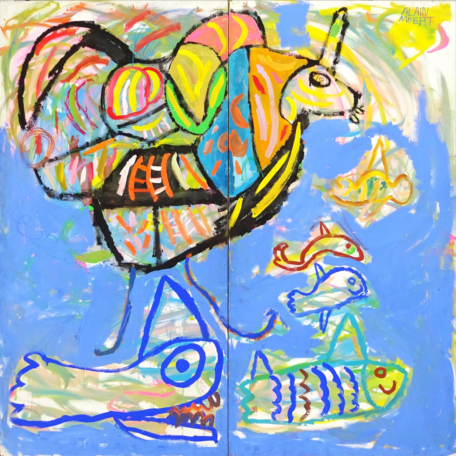 Alain Meert アラン・メール(CREAHM)「日本」 2004