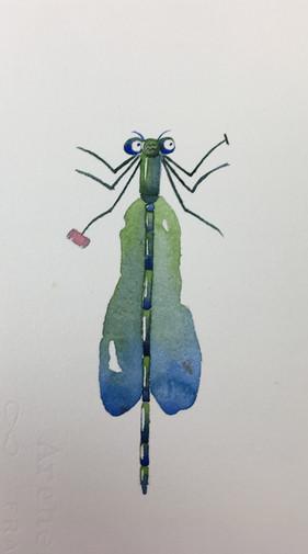 Character Bug Design