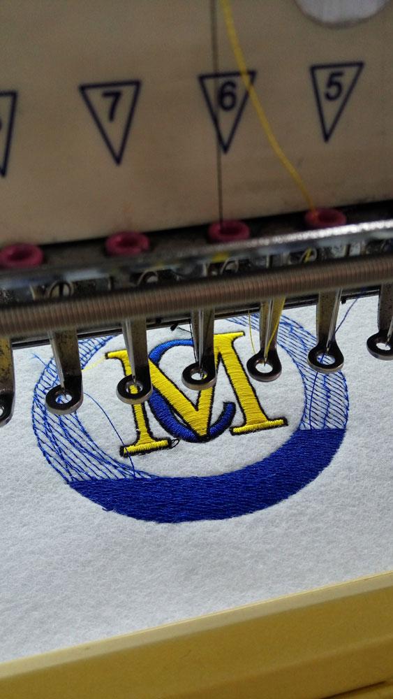電腦繡花 Computer Embroidery