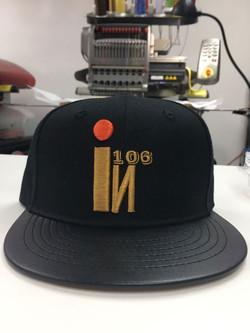 帽子繡花 Embroidery on cap