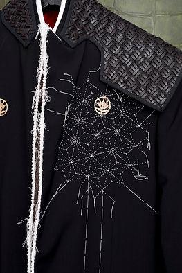 Création sur-mesure veste japonaise Toulouse