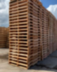 new wooden pallet sales
