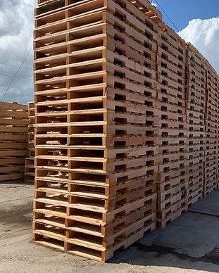 new wooden pallet sales