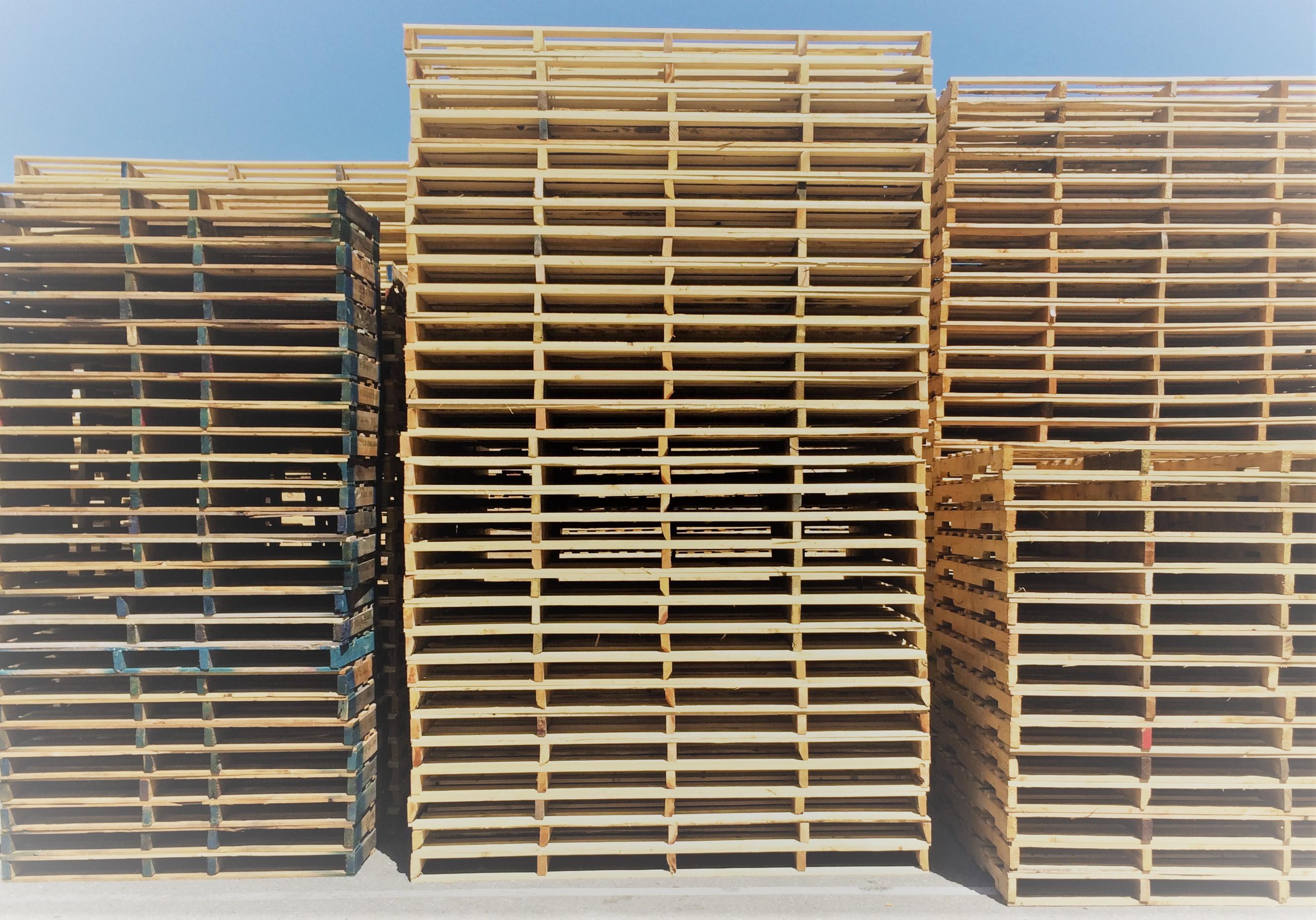 Pallet Inventory Managment