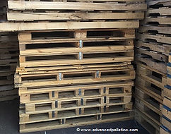 We purchase odd sized pallets of groups of different sizes.