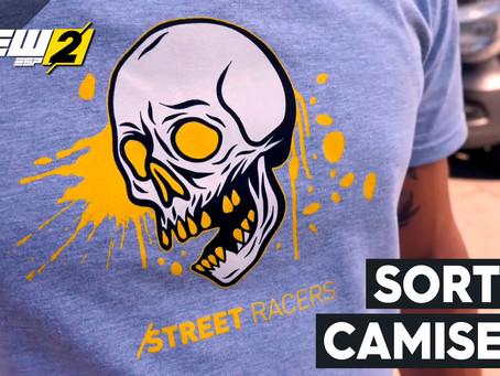 THE CREW ESP | SORTEO DE CAMISETA STREET RACERS