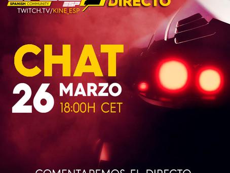 COMENTAREMOS EL DIRECTO OFICIAL DE THE CREW 2 (CHAT EN ESPAÑOL)