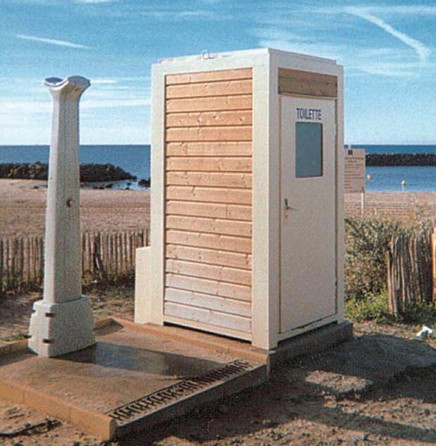 BUNGALOWS WC