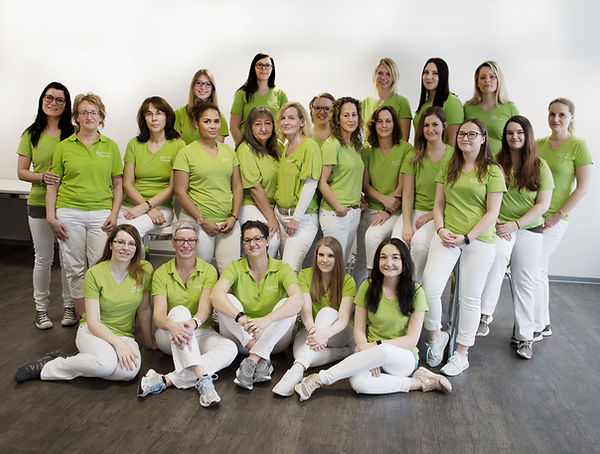 Das Team des Orthopaedicum Trier