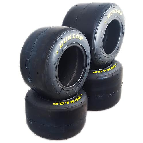 """Dunlop DES Tyre Set - Superkart 6"""""""