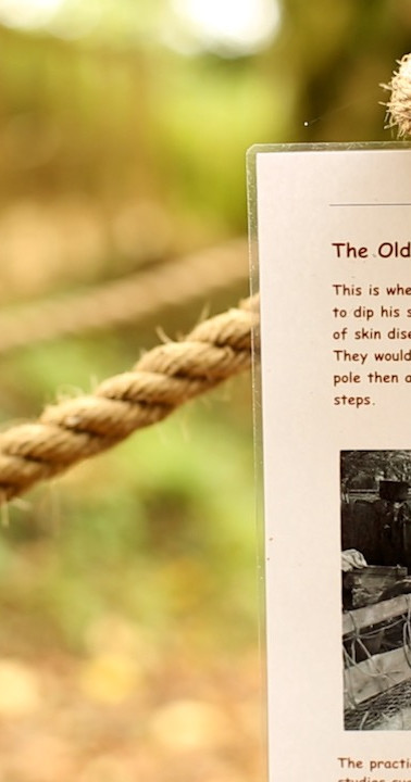 The Old Sheep Dip