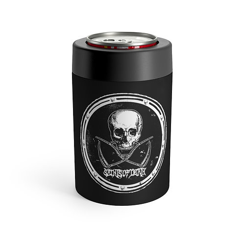 "Saints of Death "" Logo "" Can Holder"