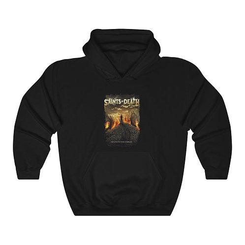 "Saints of Death ""Ascend"" Unisex Heavy Blend™ Hooded Sweatshirt"