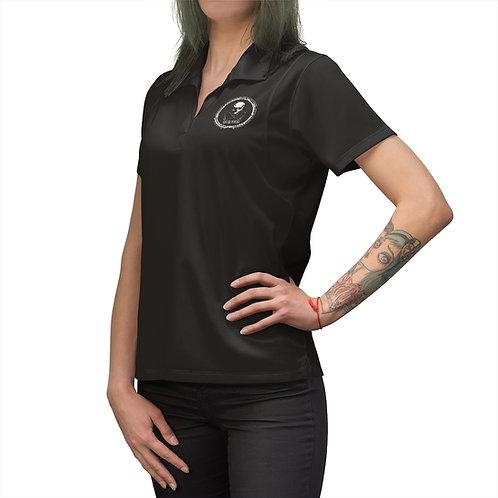 "Saints of Death Women's Polo ""Logo"" Shirt"