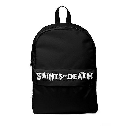 "Saints of Death ""logo""  Classic Backpack"