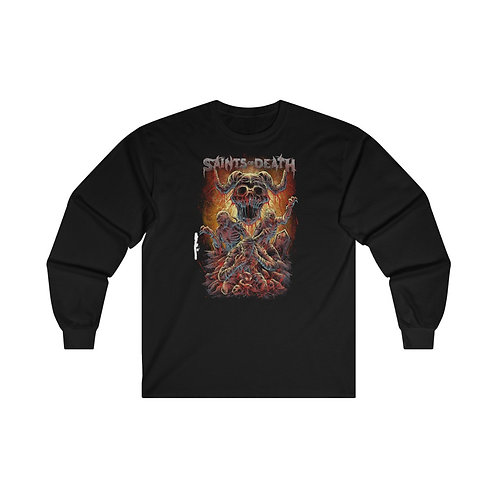 "Saints of Death "" Zombie""  Long Sleeve Tee"