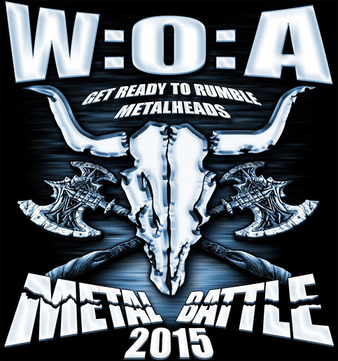"""Army of the Dead"" featured on WACKEN METAL COMPILATION 3"