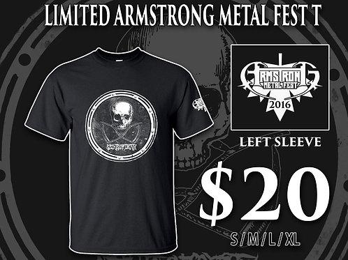 AMF 2016 Crest Logo T-Shirt