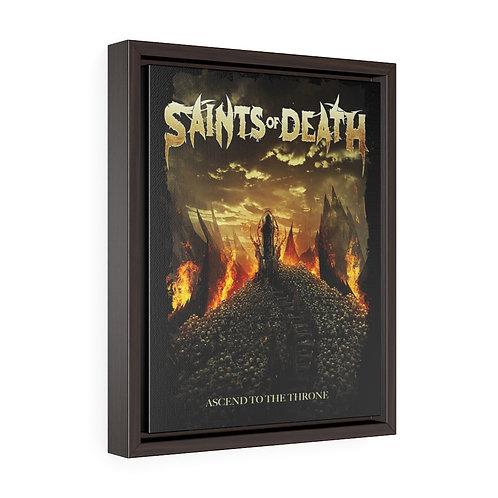 """Saints of Death """"Ascend"""" Canvas"""
