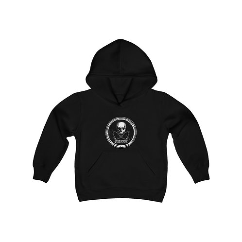 """Saints of Death """"Army of The Dead"""" Youth Hooded Sweatshirt"""