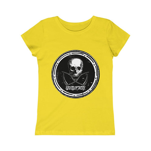 "Saints of Death ""Crest Logo"" Girls Tee"
