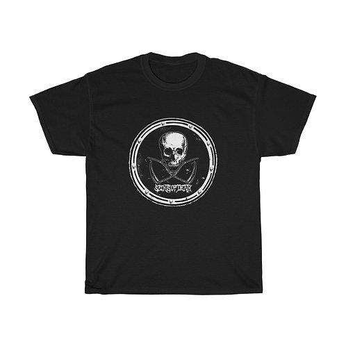 """Saints of Death """"Crest"""" T-Shirt"""