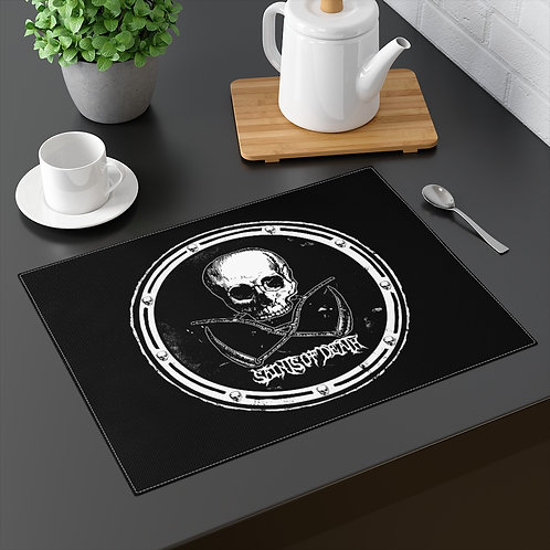 "Saints of Death ""Logo"" Placemat"