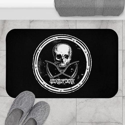"Saints of Death ""Logo"" Bath Mat"