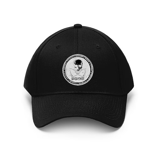 """Saints of Death """"Crest Logo"""" Cap"""