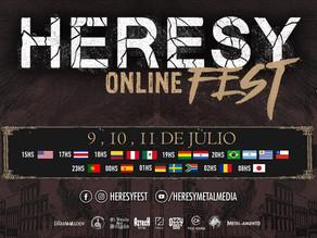 HERESY Online Fest 2021