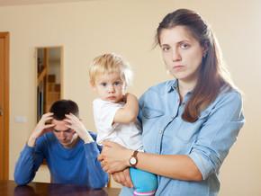 EFECTOS DEL DIVORCIO EN NIÑAS Y NIÑOS DE NIVEL PREESCOLAR