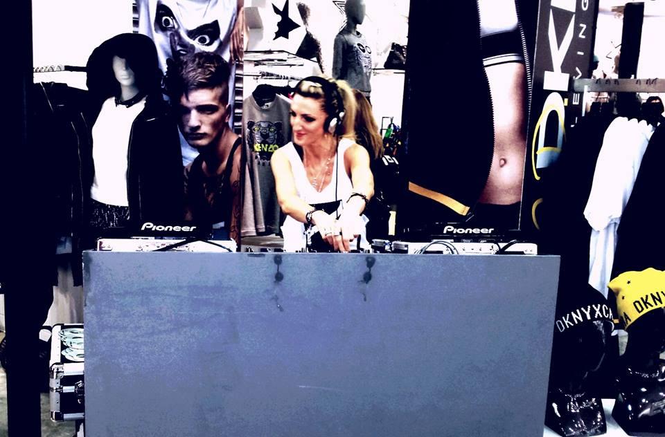Zoe DKNY Event