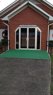 Burke UMC Sanctuary