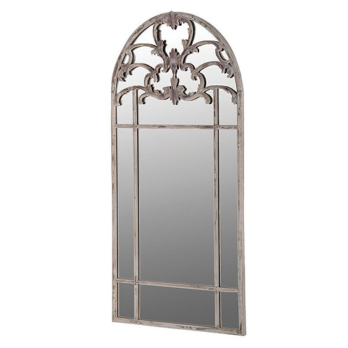Arch Decorated Mirror