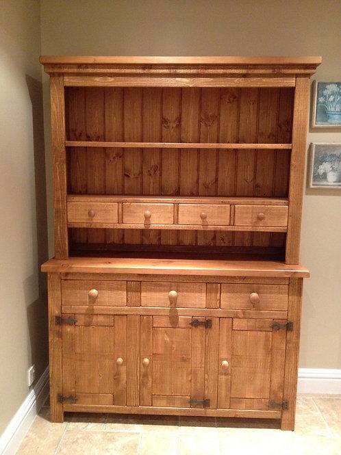 Rustic 4ft 6ins Spice Dresser