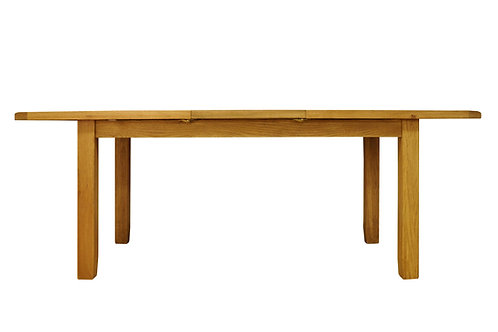 Small Butterfly Extending Table 120/165 x 80cm W