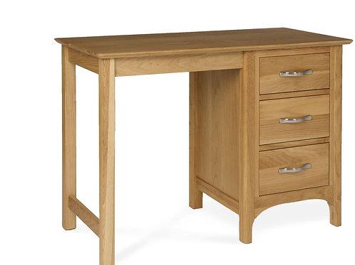 Single Pedestal Dressing Table / Desk