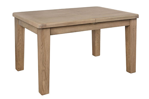 Hovingham 1.3m/1.8 L X 90cm W x78cm H Extending Oak Table
