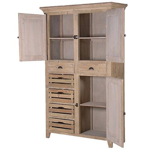 Distressed Multi Storage Cupboard