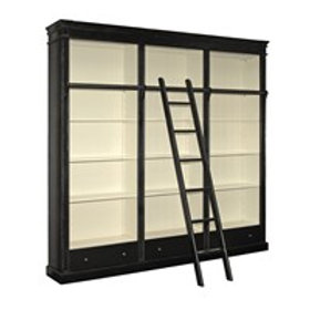 8ft x 8ft Bookcase