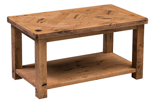 Richmond Coffee Table With Shelf